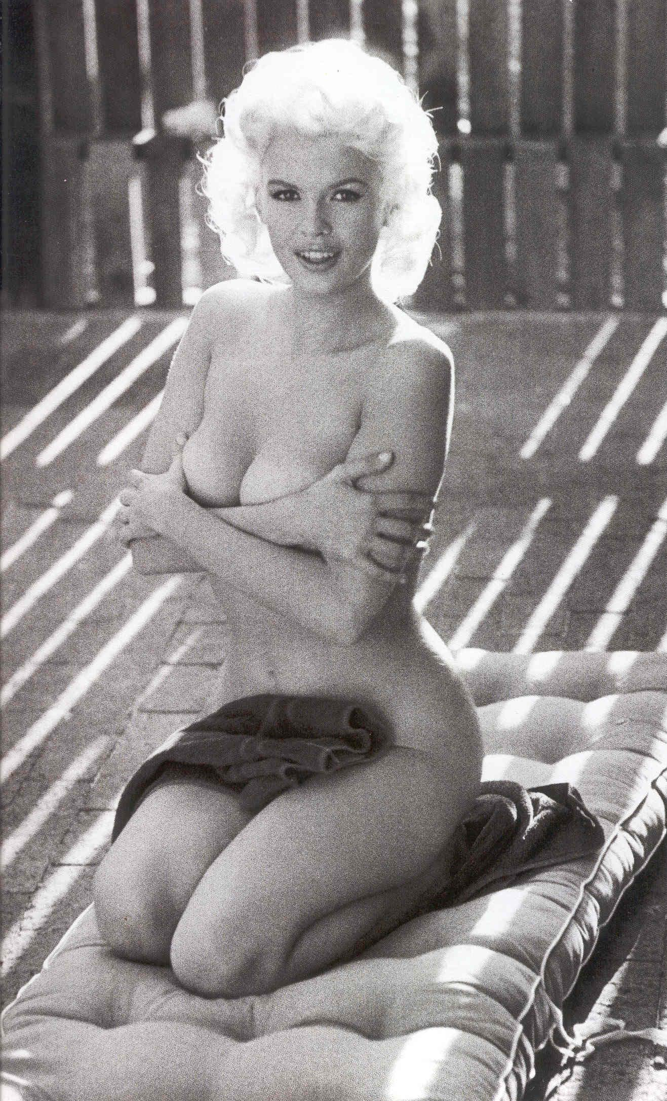 jayne mansfield nude photo gallery